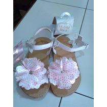 Sandalias De Niña Importadas