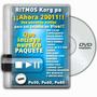 Ritmos 2011 Para Korg Pa50, Pa60, Y Pa80 + Envio Gratis Ef
