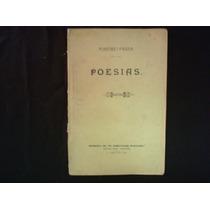 Porfirio Parra, Poesías, Chihuahua, México, 1895, 107 Págs.