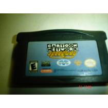 Game Boy Advance Cartoon Network Speedway