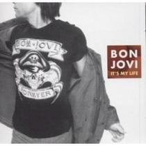 Cd Maxi Single De Bon Jovi It