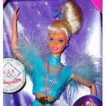 Barbie Patinadora Olimpica De Patinaje Sobre Hielo