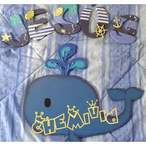 Letras En Mdf, Cartel Para Cuarto Del Niño!!! Hermoso