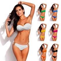 Bikini Push Up Lenceria Sexy Babydoll Delivery Gratis*