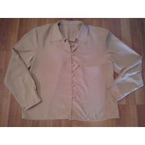 Camisa De Seda De Señora. Nueva