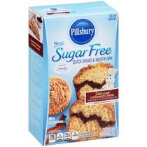 Pillsbury Sin Azúcar Deluxe Canela Remolino Pan Rápido Y Muf