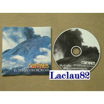 Caifanes El Nervio De Un Volcan 1994 Cd Blanco