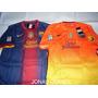 Camiseta Franela Barcelona 2013