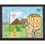 Argentina 2005 Gj 3421** Mint 12 Jamboree Scout Panamericano