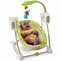 Mecedora Vibradora Fisher Price Discover N Grow 8649
