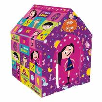 Barraca O Show Da Luna Multibrink Casinha Para Criança