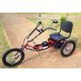 Triciclo Praiano Elétrico Wind Bikes 1000 W 48 V 15ah
