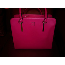 Bolsa Color Rosa Marca Cloe Modelo Hizz077ros46gr