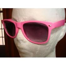 Fashion Lentes Retro Color Rosa Moda Vintage Vbf