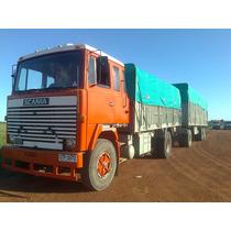 Scania Lk 111 Brasilero Original