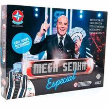 Jogo Mega Senha Especial - Estrela Nf