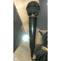 Microfano Para Karaoke Dm-302 Yoga Dinamic
