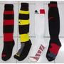 Calcetas Bordadas De Futbol (todos Los Colores)