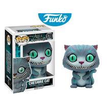 Cheshire Funko Pop Pelicula Alicia Tim Burton