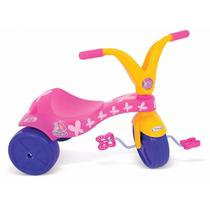 Triciclo Para Niñas Mariposa Regalo Fiesta Princess