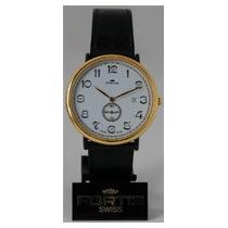 Nuevo Reloj Suizo Original Swiss Fortis Para Caballero