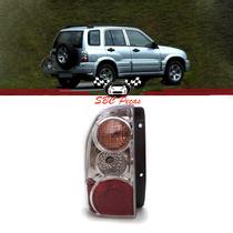 Lanterna Traseira Suzuki Vitara E Tracker 2007 2008 2009, Le