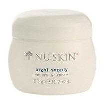Hidratante Nocturna Rejuvenecedor Night Supply Nuskin