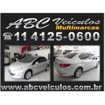 Peugeot 408 Allure 2.0 Flex Automático Ano 2011 - Financio