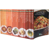 Coleção A Grande Cozinha - 25 Volumes Ed. Abril