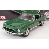 Mustang Shelby Gt350 1968 Release No.5 Escala 1:18 Acme