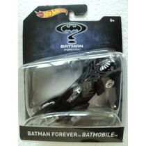 Hot Wheels Batman Forever Escala 1/ 50 2016