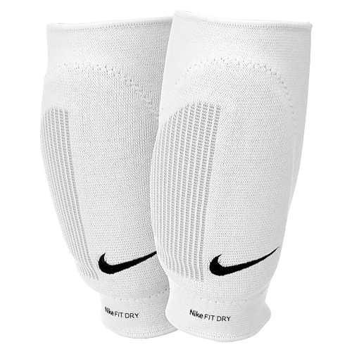 37281bceb Joelheira Nike Dry Fit Skinny Branca Knee Pads - R  79