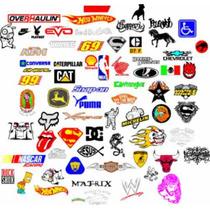 Stickers, Calcomanias, Decorativos En Vinil Adhesivo