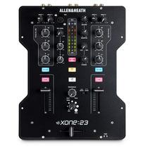 Allen & Heath Xone 23 Mixer Dj Consola 4 Entradas Phono Line