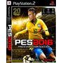 Pes 2016 Para Playstation 2