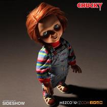 Chucky Bonzinho Brinquedo Assassino 38 Cm Mezco Eletrônico