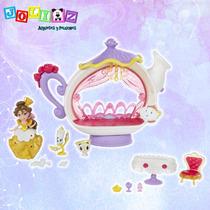 Princess Little Kingdom El Comedor Encantado De Bella Disney