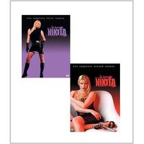 La Femme Nikita Temporadas 1 Uno Y 2 Dos Serie Dvd
