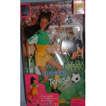 Barbie Futbol Soccer De Coleccion