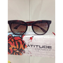 Óculos Solar Atitude Original!