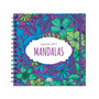Agenda 2017 Mandalas - Anillada Violeta