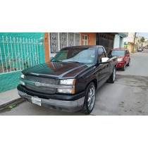 Chevrolet Silverado 2p Pickup Silverado 1500 Aut A/a 2003