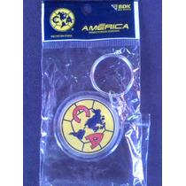 Llaveros Oficiales De Las Aguilas Del America 4 Modelos