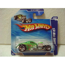 Hot Wheels 1/4 Mille Coupe Verde No 138 2010 Tc