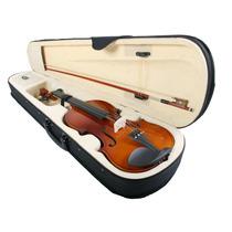 Violin 4/4 Velvet Mv012w Adulto Madera Mentonera Nuevo Gtia