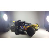 Carro Rc Xtm Xst Nitro Truggy 1/8 4wd + Radio - C/ Defeito