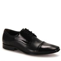 Sapato Social Masculino Democrata Still - Preto