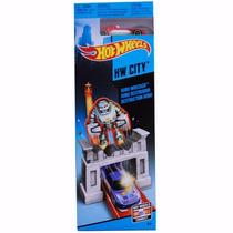 Pista Básica Hot Wheels Robo Destruidor Mattel
