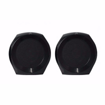 Bocinas Estéreo Perfect Choice 6w Black Loudspeaker