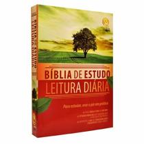 Bíblia De Estudo Leitura Diária - Pr Silas Malafaia Lacrado